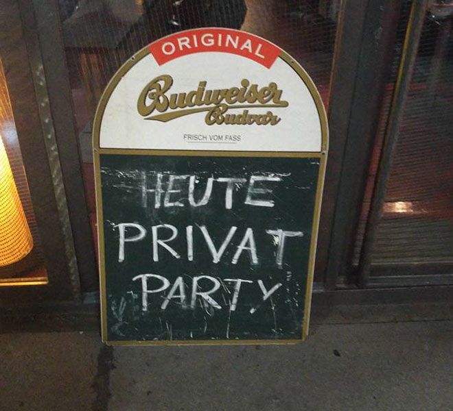 privat-party