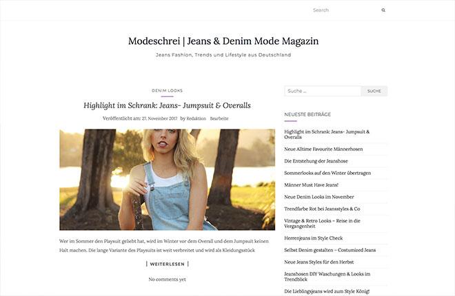 Modeschrei.de